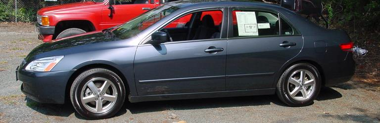 2003 Honda Accord DX Exterior