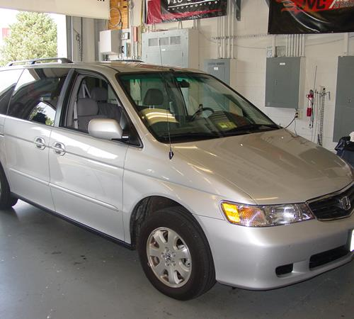 2000 Honda Odyssey - find speakers, stereos, and dash kits that fit