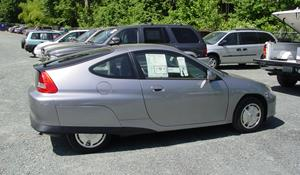 2001 Honda Insight Exterior