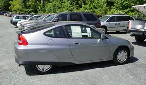 2005 Honda Insight Exterior