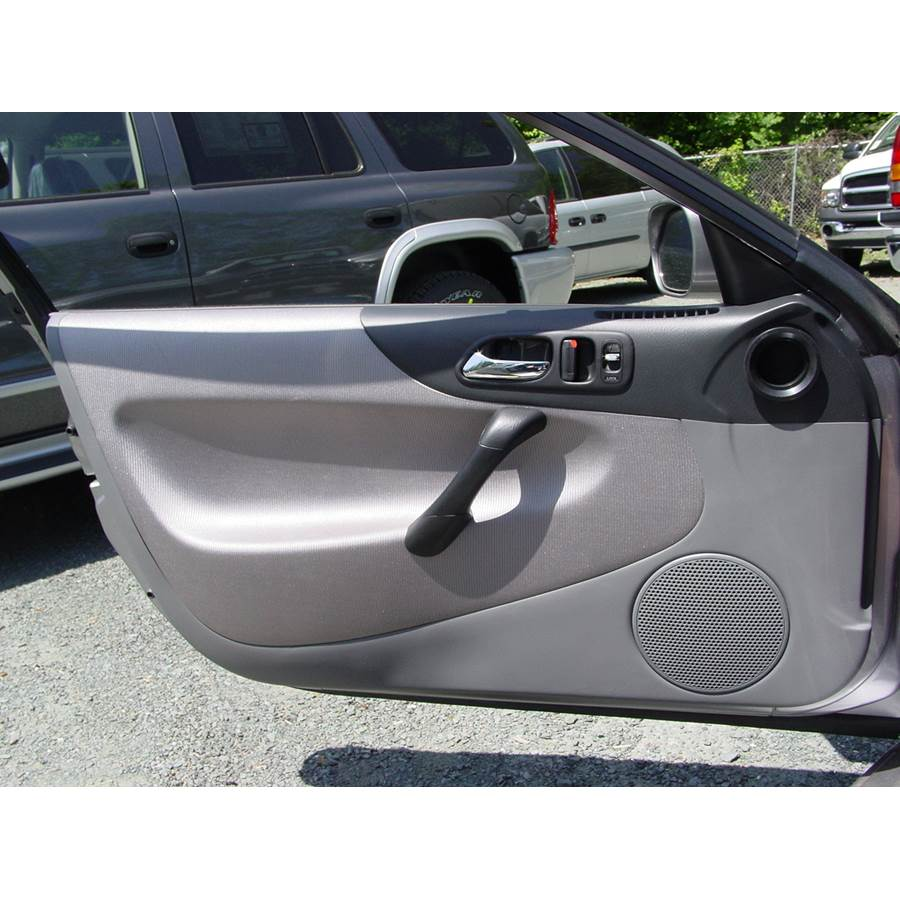 2002 Honda Insight Front door speaker location