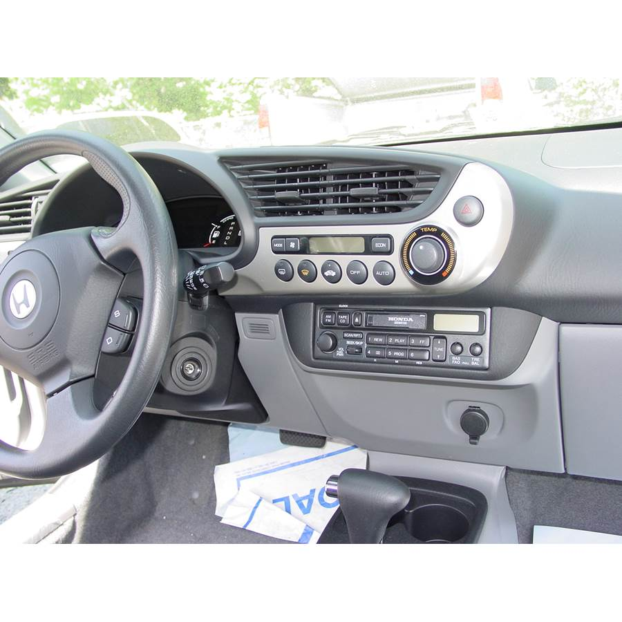 2002 Honda Insight Factory Radio