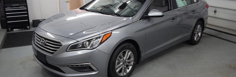 2017 Hyundai Sonata Limited Exterior