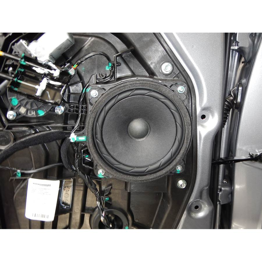 2015 Hyundai Sonata ECO Rear door speaker