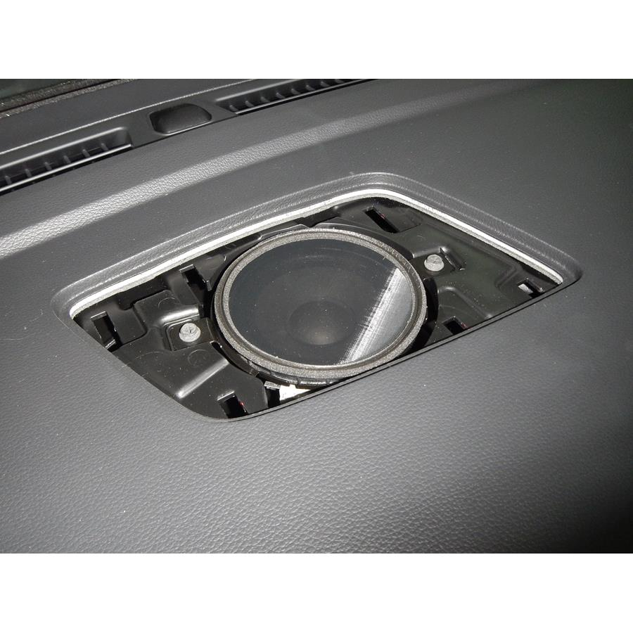 2017 Hyundai Sonata Hybrid Center dash speaker