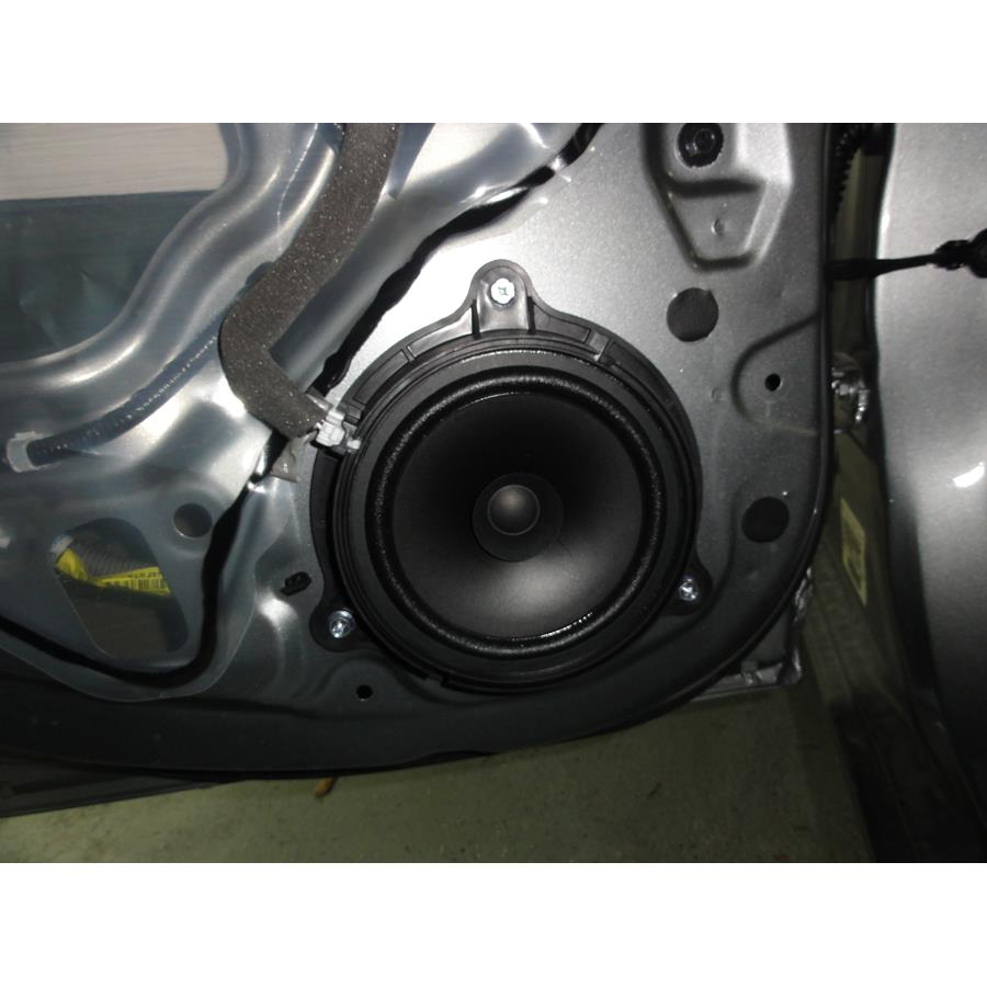2014 Nissan Versa SV Rear door speaker