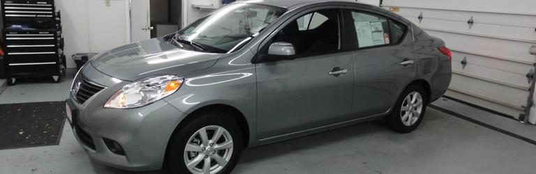 2014 Nissan Versa Sl Find Speakers Stereos And Dash Kits That