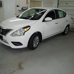 exterior nissan versa audio radio, speaker, subwoofer, stereo 2017 Nissan Versa Sedan Interior at soozxer.org