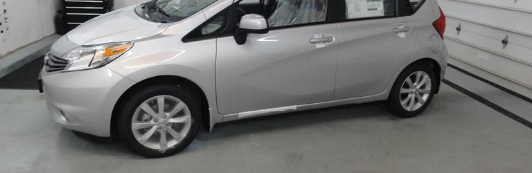2014 Nissan Versa Note Find Speakers Stereos And Dash Kits That