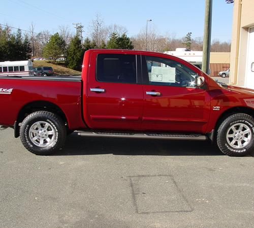 2014 Nissan Titan S - find speakers, stereos, and dash kits that fit