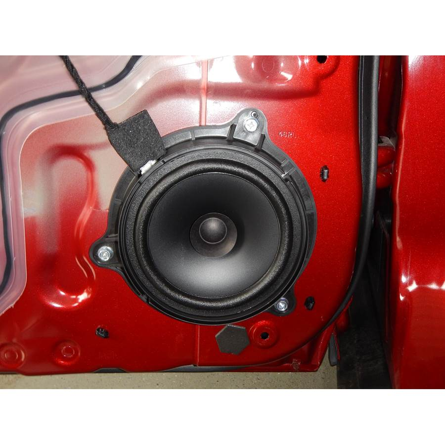 2014 Nissan Rogue Rear door speaker