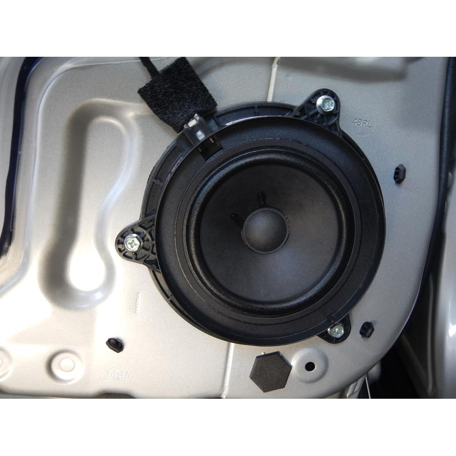2016 Nissan Rogue Rear door speaker