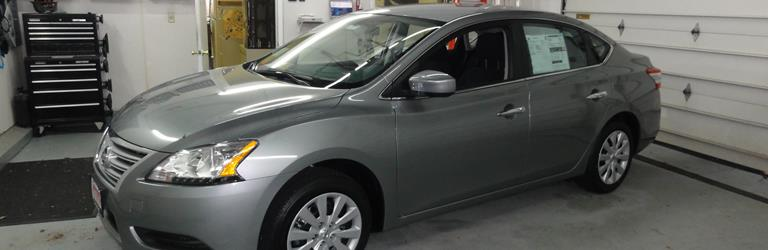 2014 Nissan Sentra - find speakers, stereos, and dash kits that fit on