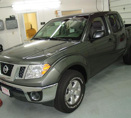 2009 Nissan Frontier Se Find Speakers Stereos And Dash Kits That