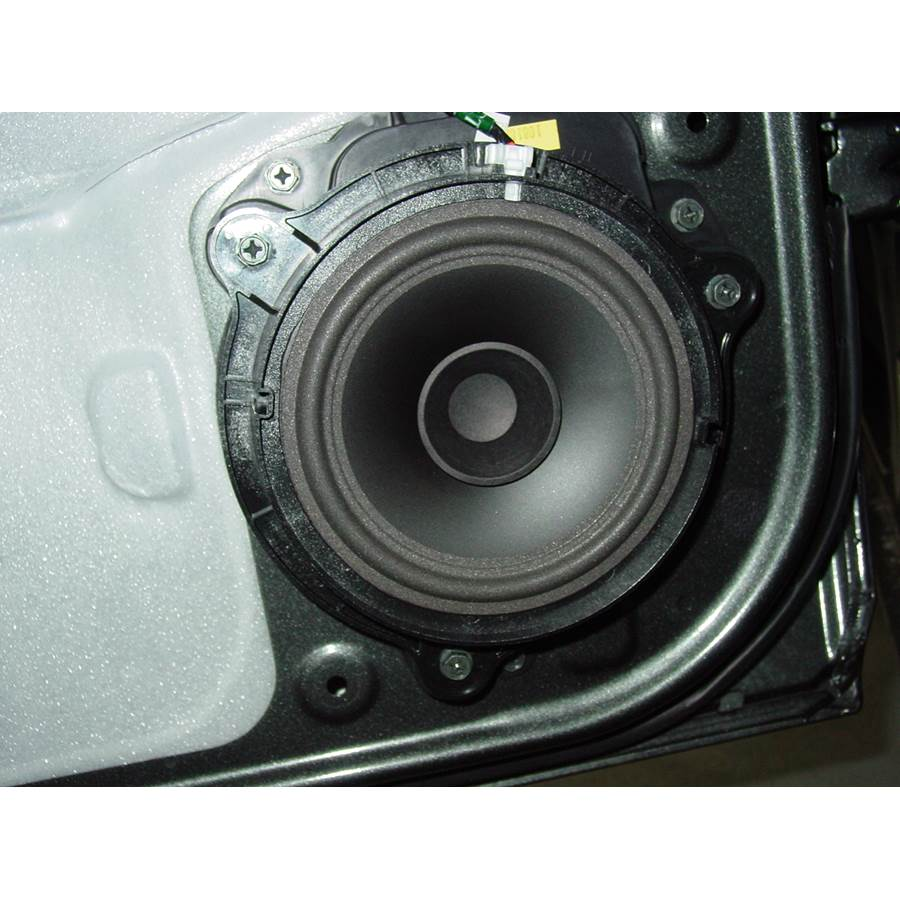 2009 Nissan Frontier LE Rear door speaker