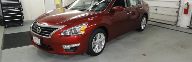 2014 Nissan Altima - find speakers, stereos, and dash kits ...