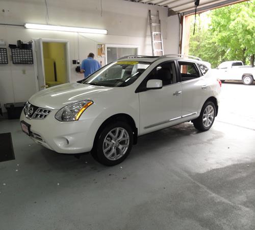 2014 Nissan Rogue Select Camshaft