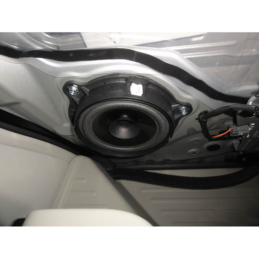2013 Nissan Quest Rear door speaker