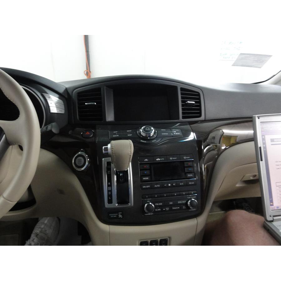 2016 Nissan Quest Factory Radio