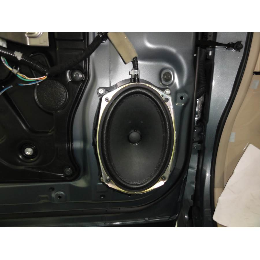2013 Nissan Quest Front door speaker