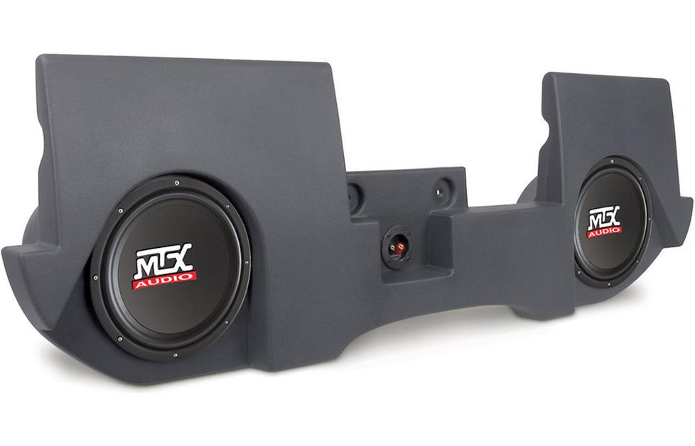 2002-2005 Dodge Ram 1500 Quad Cab Car Audio Profile