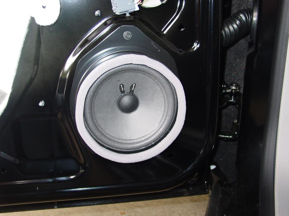 Chevy Impala front door speaker