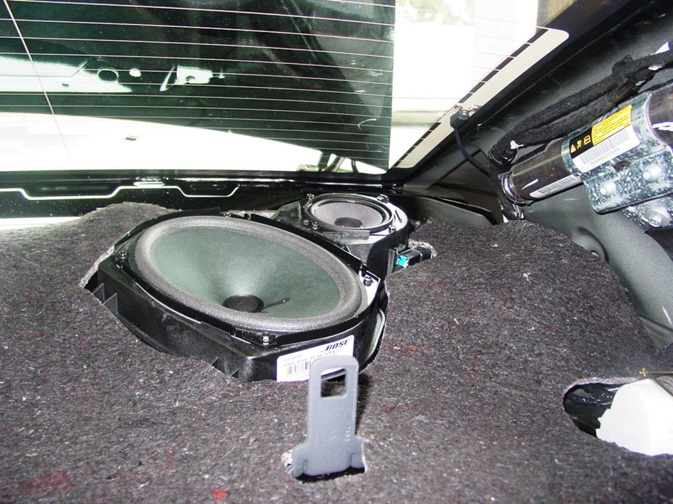 reardeckspeaker 2006 2013 chevrolet impala car audio profile  at sewacar.co