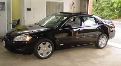 2006-2013 Chevrolet Impala