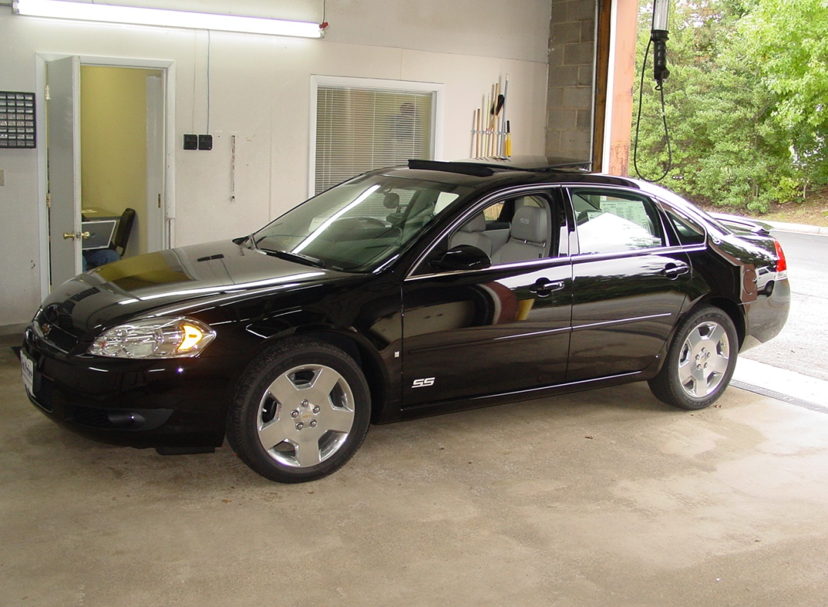 2006-2013 Chevrolet Impala Car Audio Profile on
