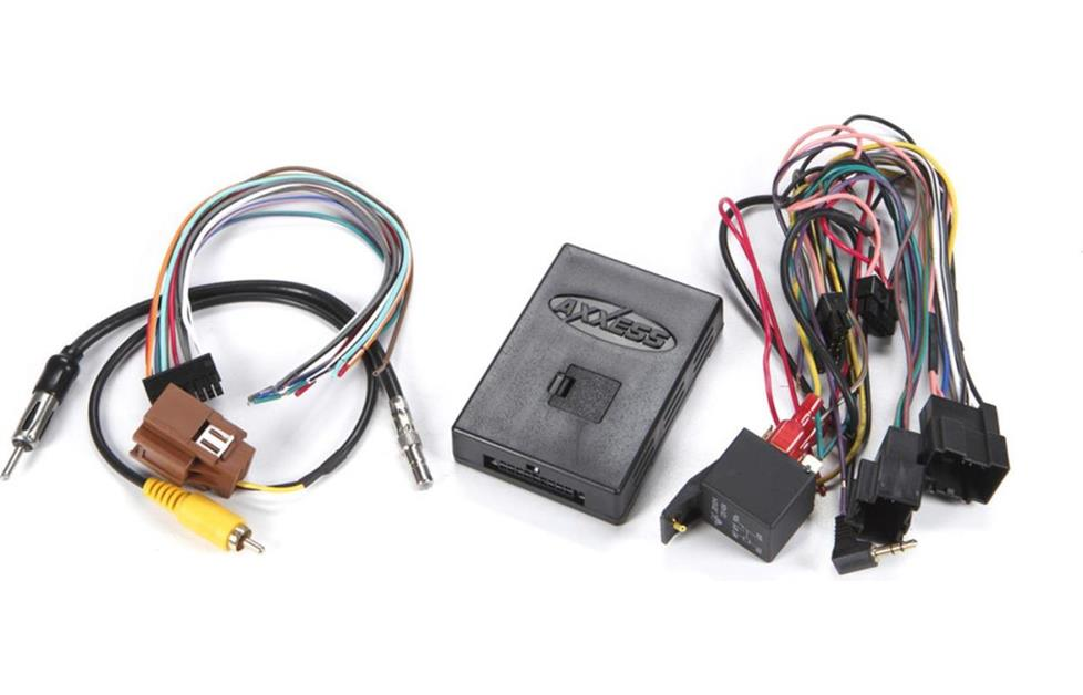 Chevrolet Impala Car Audio Profile - Metra wiring harness gmc