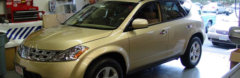 2006 Nissan Murano - find speakers, stereos, and dash kits