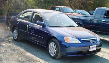2001-2005 Honda Civic sedan