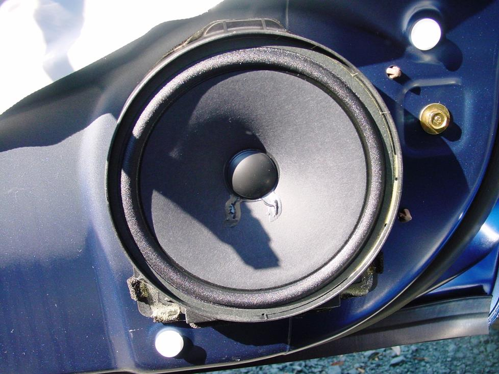 honda civic front door speaker
