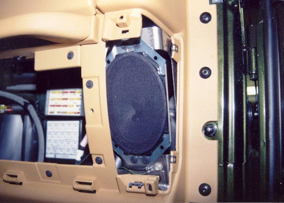 1997 2002 Jeep Wrangler Car Audio Profile