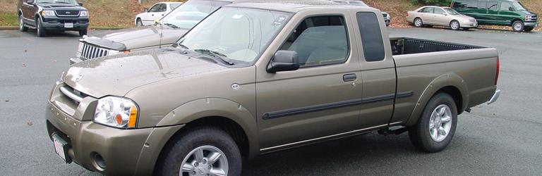 2004 Nissan Frontier Find Speakers Stereos And Dash Kits That