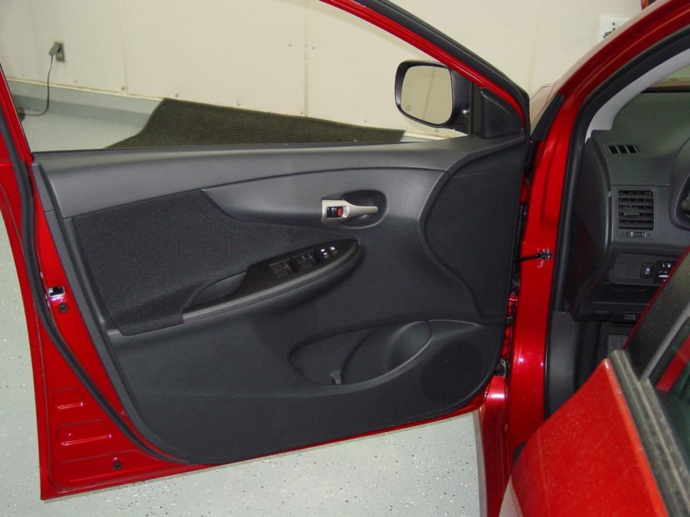 2009 2013 Toyota Corolla Car Audio Profile
