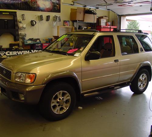2003 pathfinder le