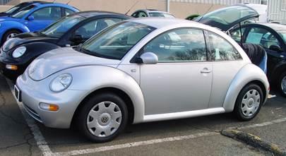 1998-2010 Volkswagen Beetle