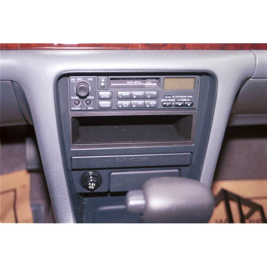 1993 Nissan Altima Factory Radio