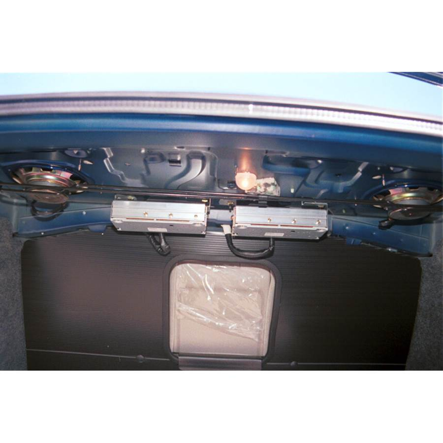 1993 Nissan Altima Factory amplifier