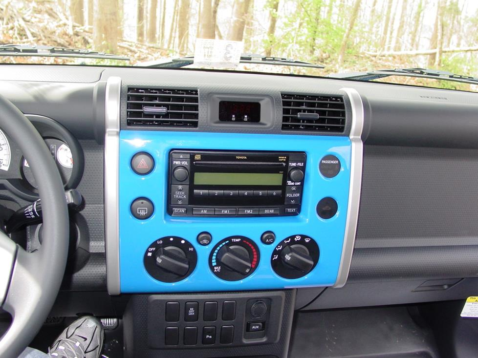 2007 2014 toyota fj cruiser car audio profile toyota fj cruiser radio