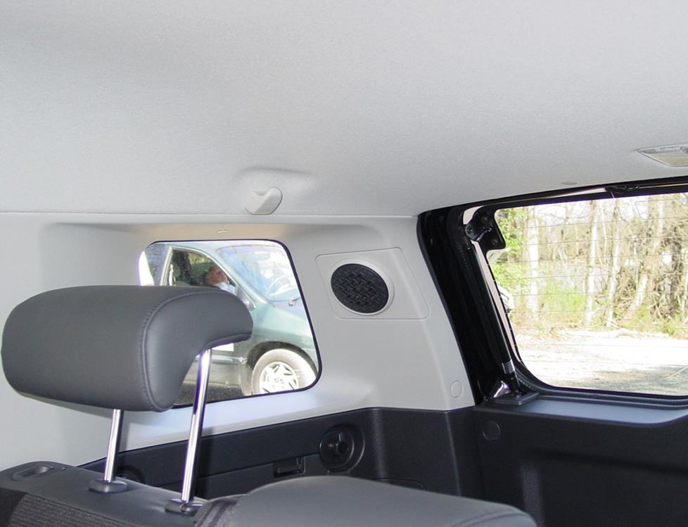 2007 2014 Toyota Fj Cruiser Car Audio Profile