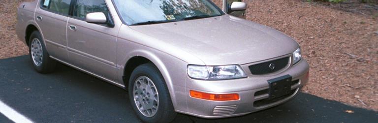 1998 Nissan Maxima Exterior