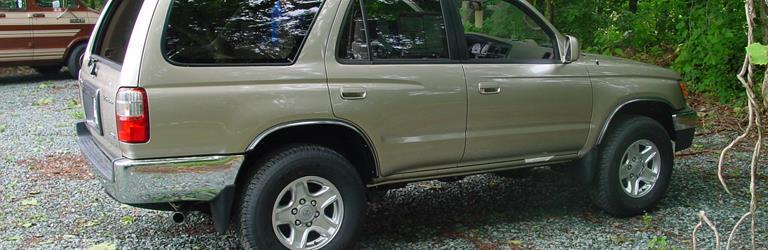 2001 Toyota 4Runner Exterior 2001 Toyota 4Runner Exterior