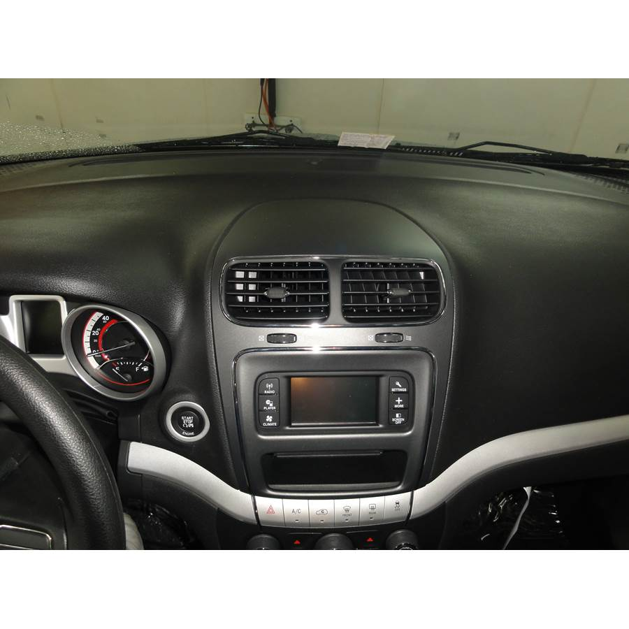2012 Dodge Journey Factory Radio