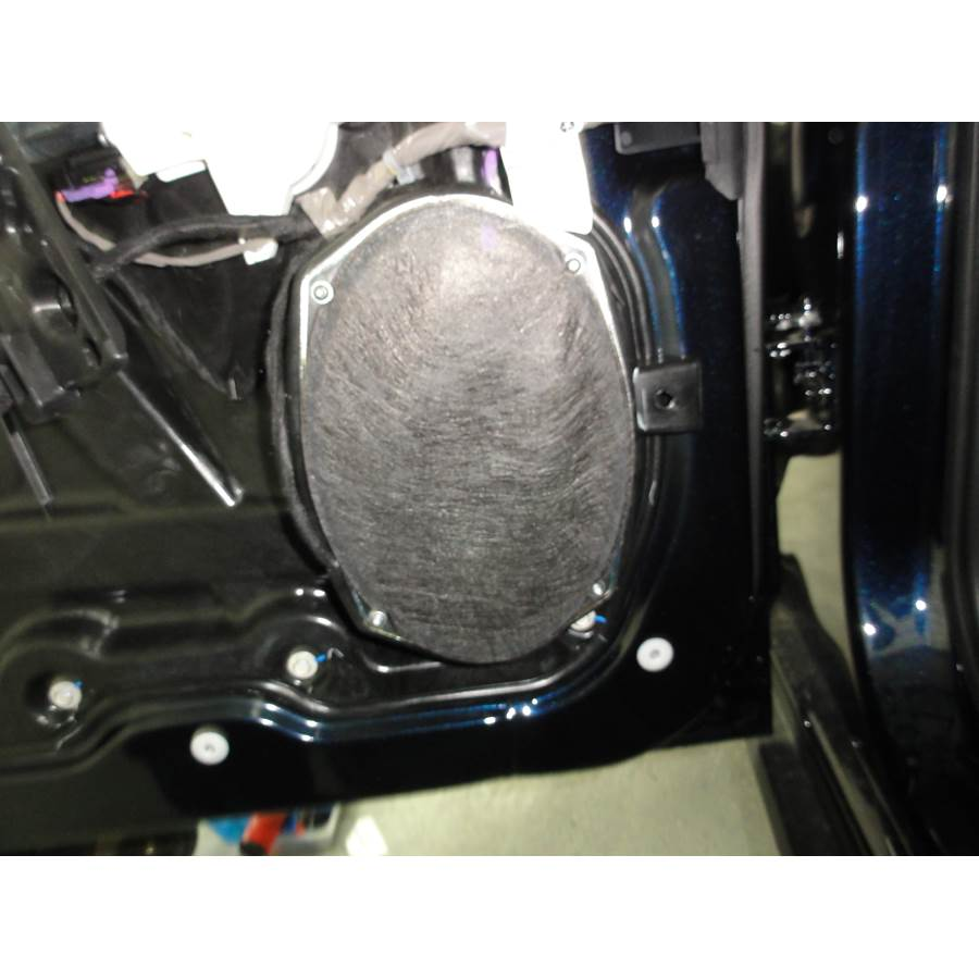 2012 Dodge Journey Rear door speaker