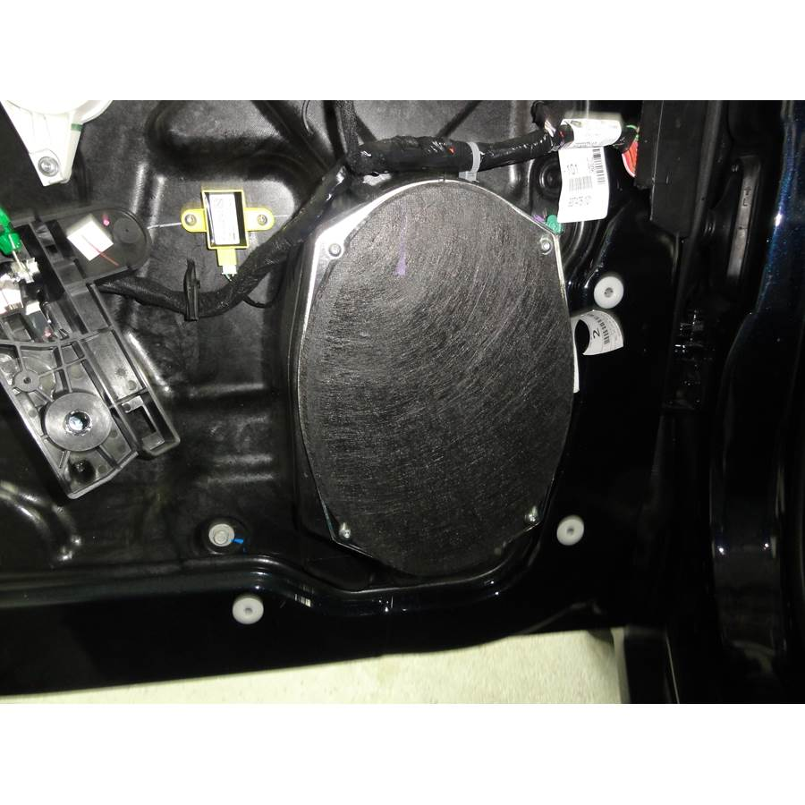 2012 Dodge Journey Front door speaker