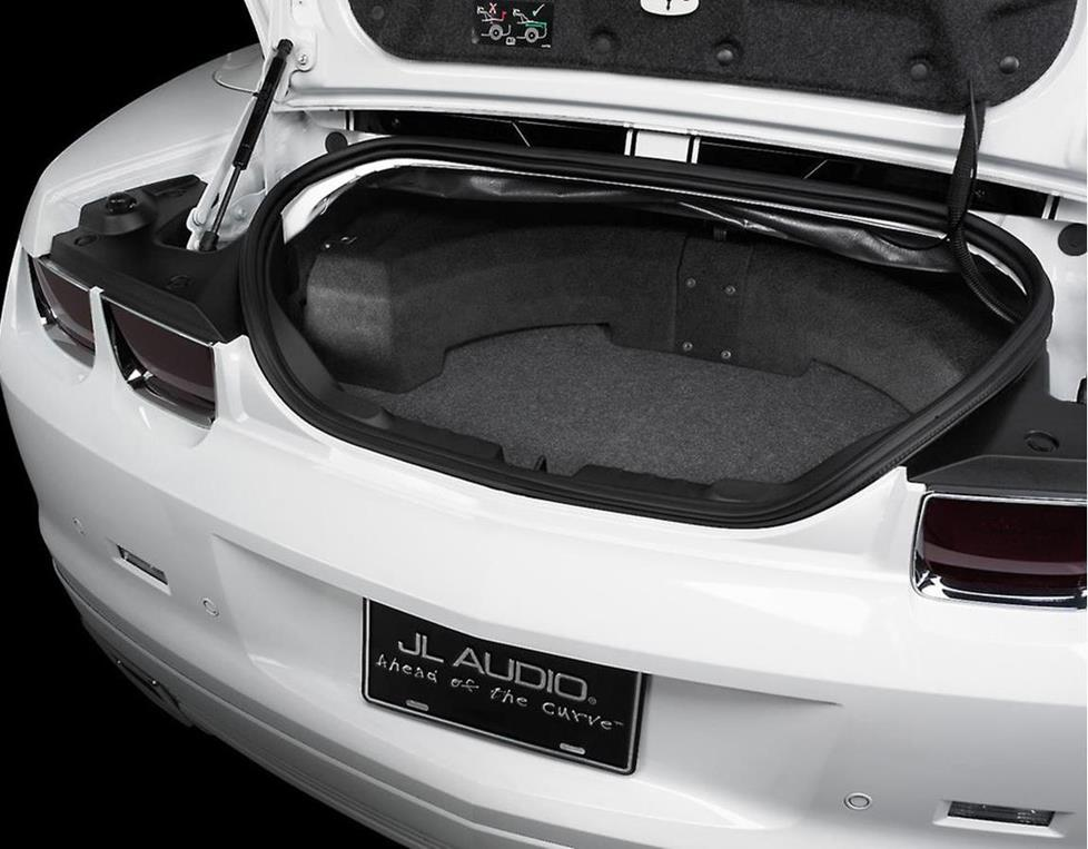 2010 2015 Chevrolet Camaro Car Audio Profile