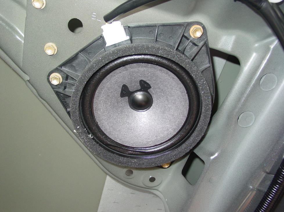 scion tc rear speaker