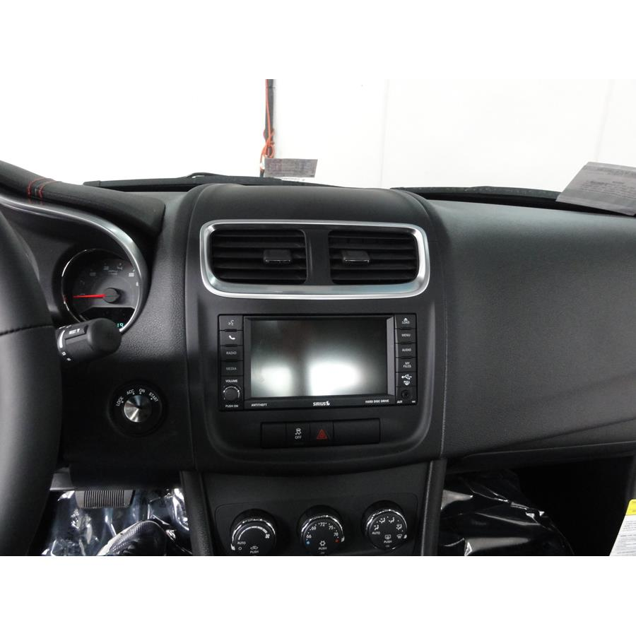 2014 Dodge Avenger Factory Radio
